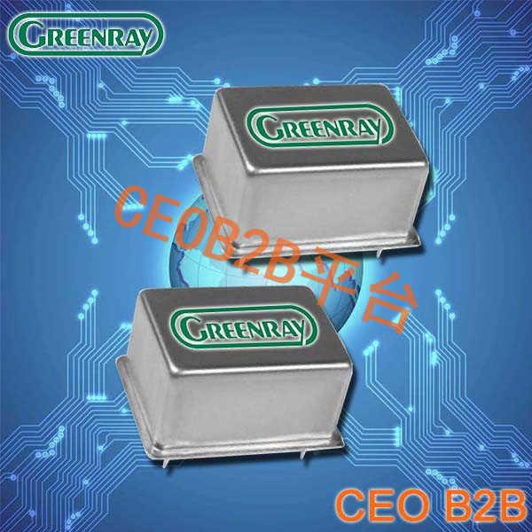 Greenray晶振,OCXO晶振,YH1460晶振