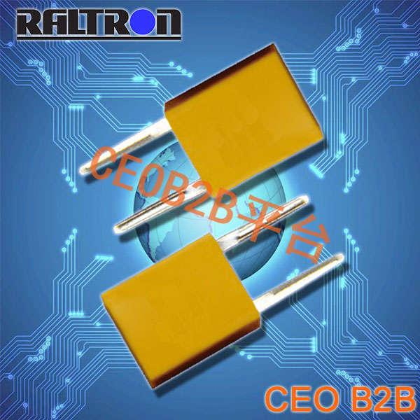 Raltron晶振,陶瓷谐振器,POE-B晶振