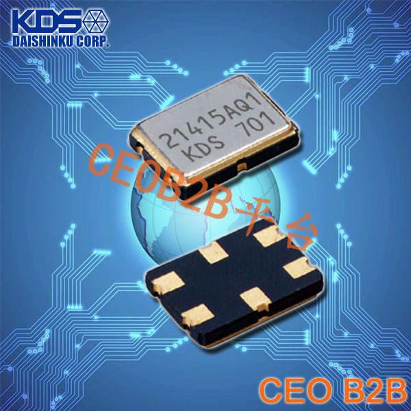KDS晶振,5070贴片滤波器,DSF753SAF滤波器