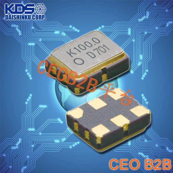 KDS晶振,DSV323SD晶振,OSC晶振