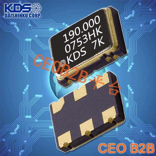 KDS晶振,DSV323SV晶振,VCXO晶振