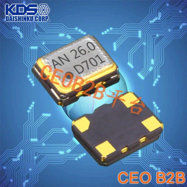 KDS晶振,DSB221SCM晶振,温度补偿晶振
