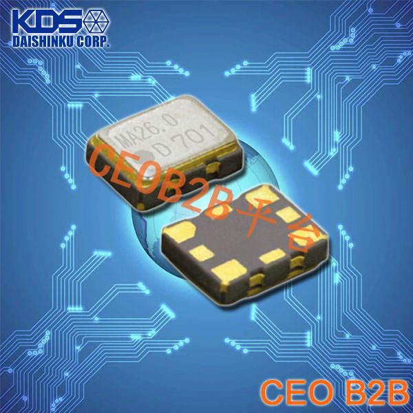 KDS晶振,DSA222MAB晶振,有源晶振