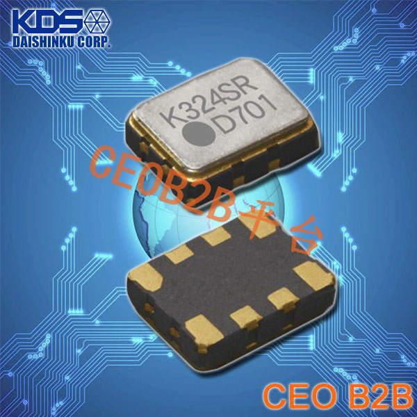 KDS晶振,DSA535SD晶振,压控温补晶振