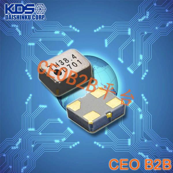 KDS晶振,DSR211ATH晶振,贴片晶振