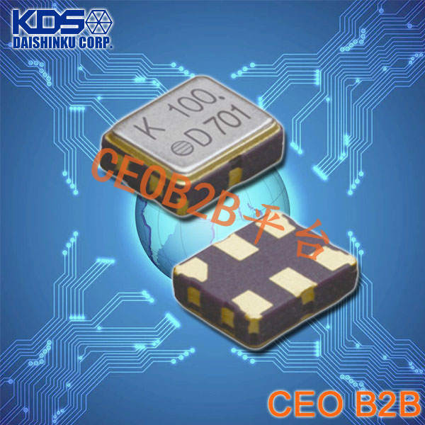KDS晶振,DSG221STA晶振,2016晶振