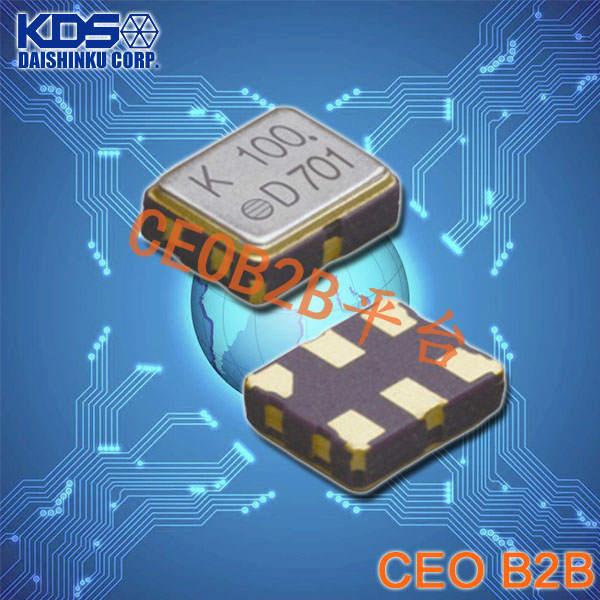 KDS晶振,DSA211SDT晶振,VC-TCXO晶体振荡器