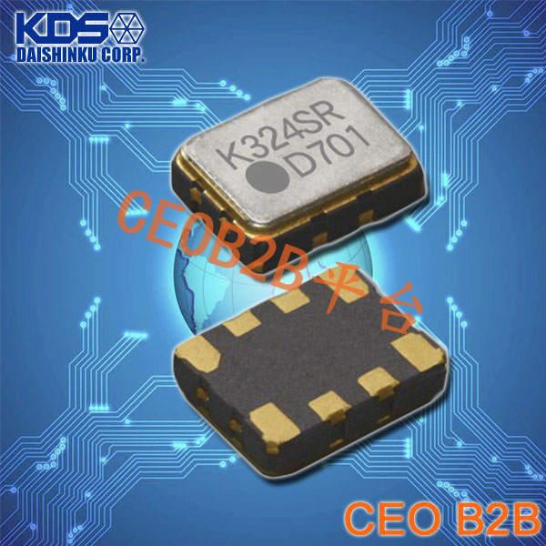KDS晶振,DSK324SR晶振,有源32.768K晶振