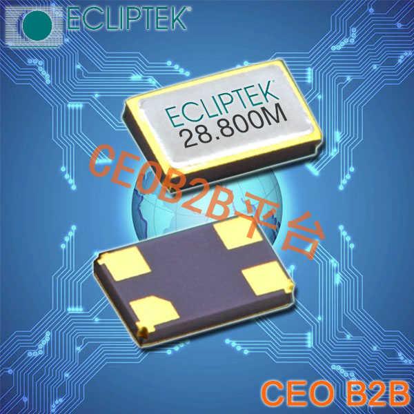 ECLIPTEK晶振,EA3250QA晶振,EA3250QA12-24.000M,贴片石英晶振