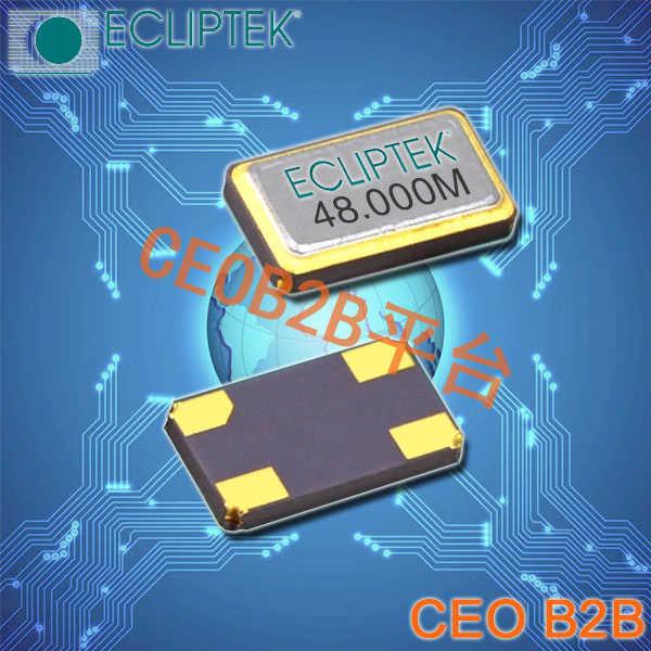 ECLIPTEK晶振,EA3560HA晶振,EA3560HA12-26.000M TR,无源晶振