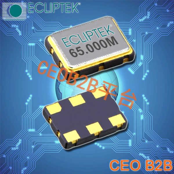 ECLIPTEK晶振,有源晶振,E15C7晶振,E15C7J2F-125.000M TR晶振