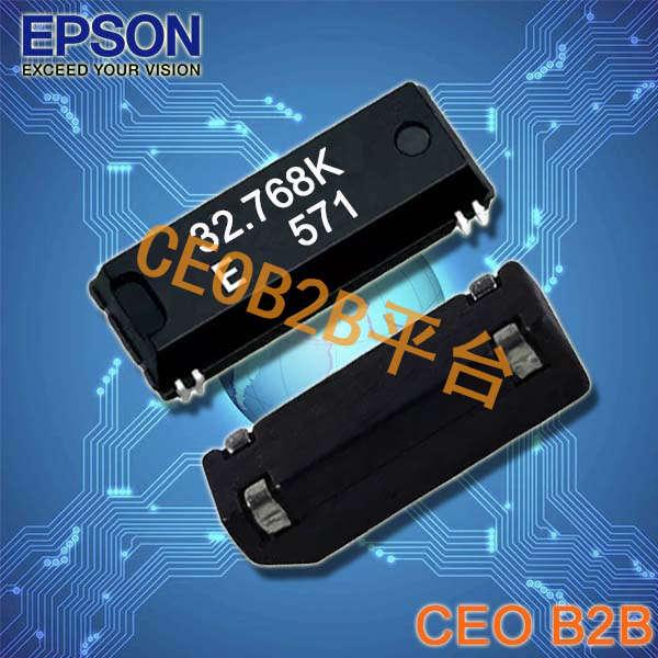 爱普生晶振,32.768K晶振,MC-306晶振