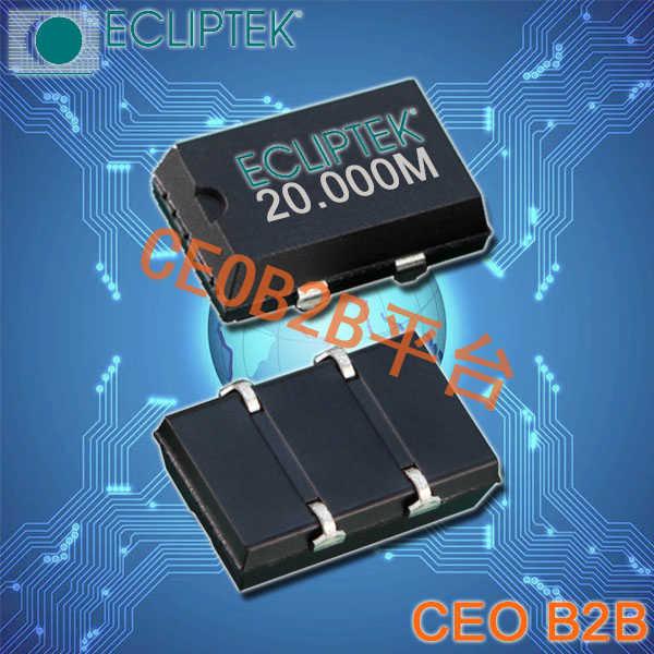 ECLIPTEK晶振,EH1545SJTS-25.000M TR晶振,普通有源晶体振荡器
