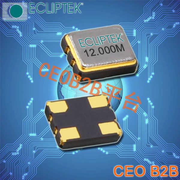 ECLIPTEK晶振,贴片晶振,EP16E7E2H-26.000M晶振