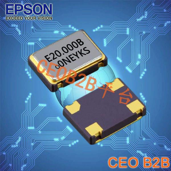 爱普生晶振,温补晶振,TG-5501CA晶振