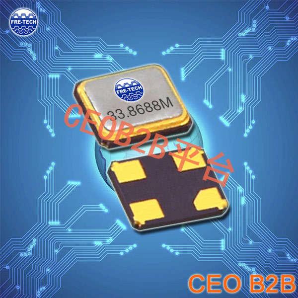 Frequency晶振,石英晶体振荡器,FTS1晶振,1.8V低电压OSC晶振