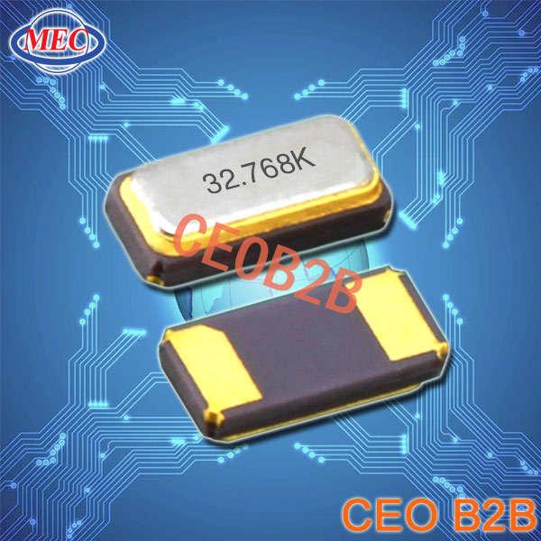玛居礼晶振,贴片晶振,X3215晶振,耐热性音叉晶振