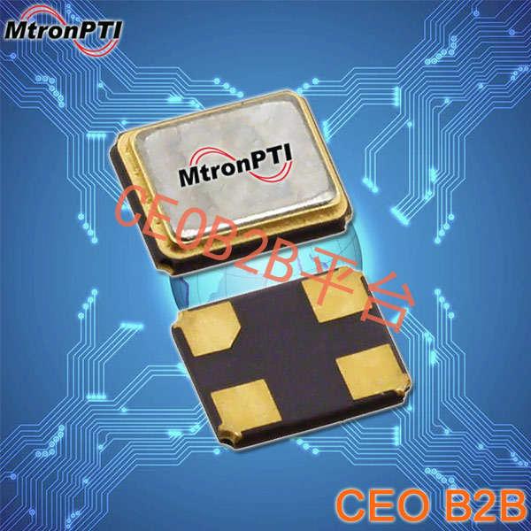 MtronPTI晶振,贴片晶振,M1325晶振,MP3贴片型5032晶体