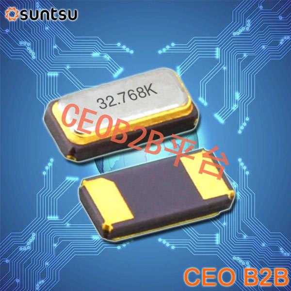 SUNTSU晶振,贴片晶振,SWS512晶振,SMD压电石英晶振