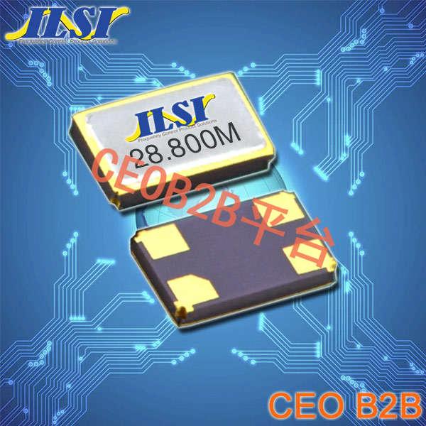 ILSI晶振,贴片晶振,ILCX18晶振,2520mm晶振