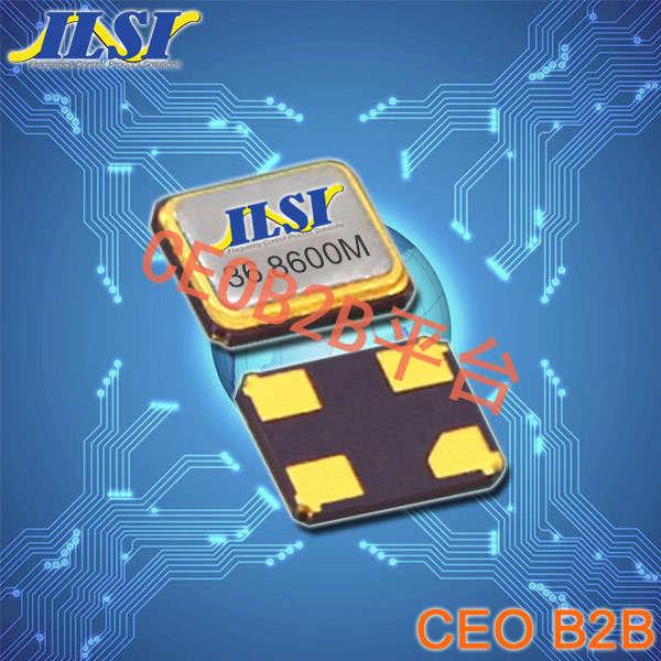 ILSI晶振,贴片晶振,ILCX21晶振,1210小尺寸晶振