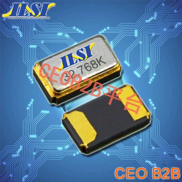 ILSI晶振,贴片晶振,IL3T晶振,计时音叉式晶振