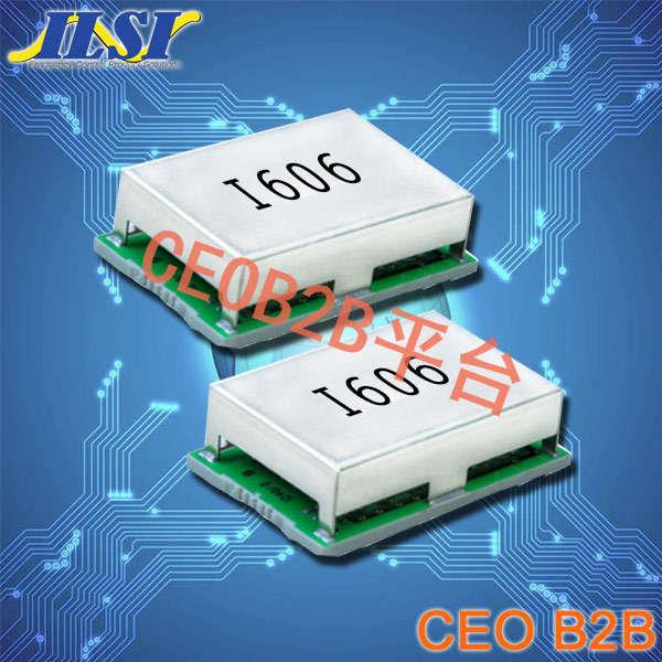 ILSI晶振,压控晶振,I606晶振,金属面晶振