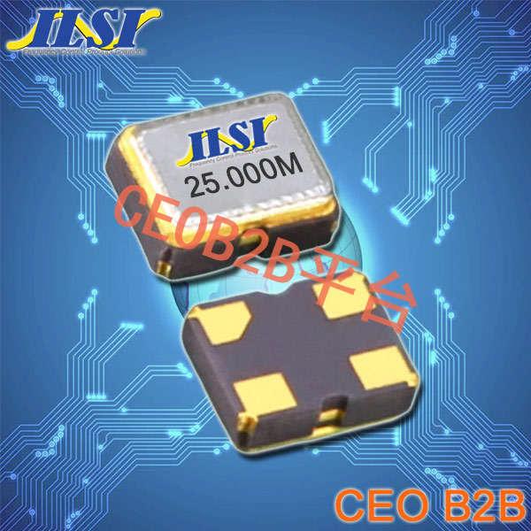 ILSI晶振,温补晶振,I587/I787晶振,无线通信晶振