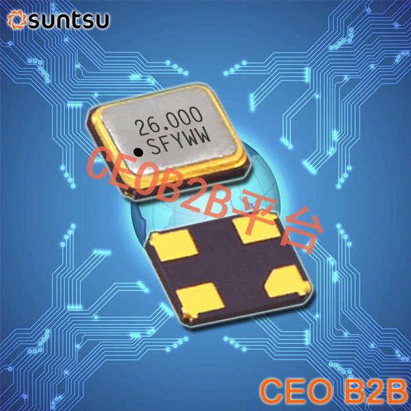SUNTSU晶振,有源晶振,SXO11C晶振,贴片晶振