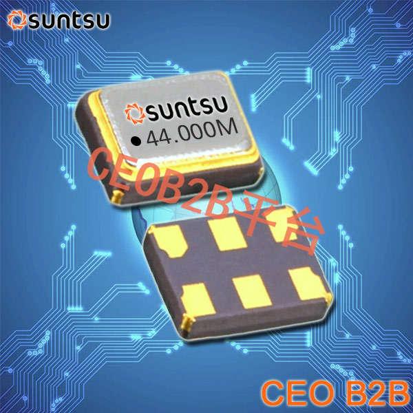 SUNTSU晶振,有源晶振,SQG22L晶振,OSC贴片式晶振
