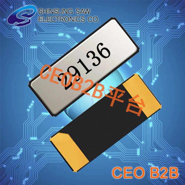 SHINSUNG晶振,3215贴片晶振,TF-13S晶体