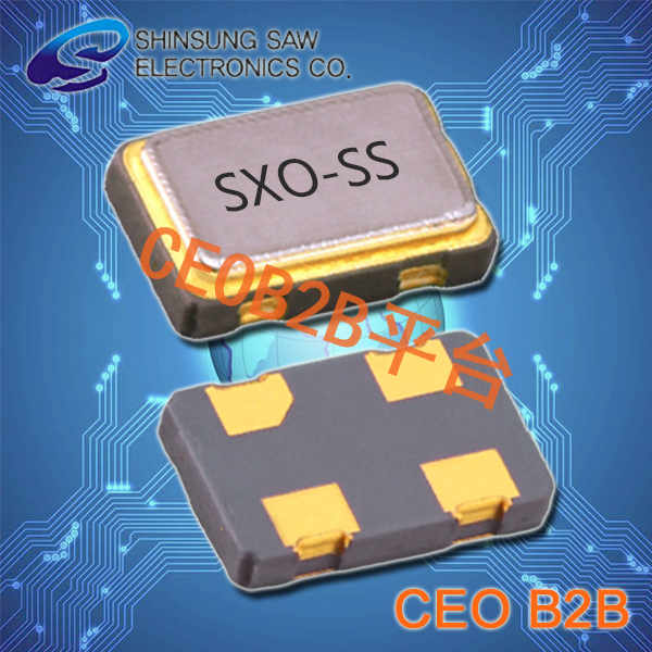 SHINSUNG晶振,5032石英晶体,SXO-SS振荡器