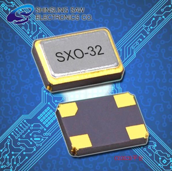 SHINSUNG晶振,3225晶体,SXO-32有源晶振