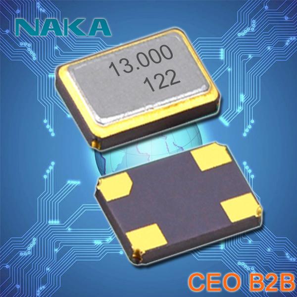 NAKA晶振,5032石英晶振,CU500晶体