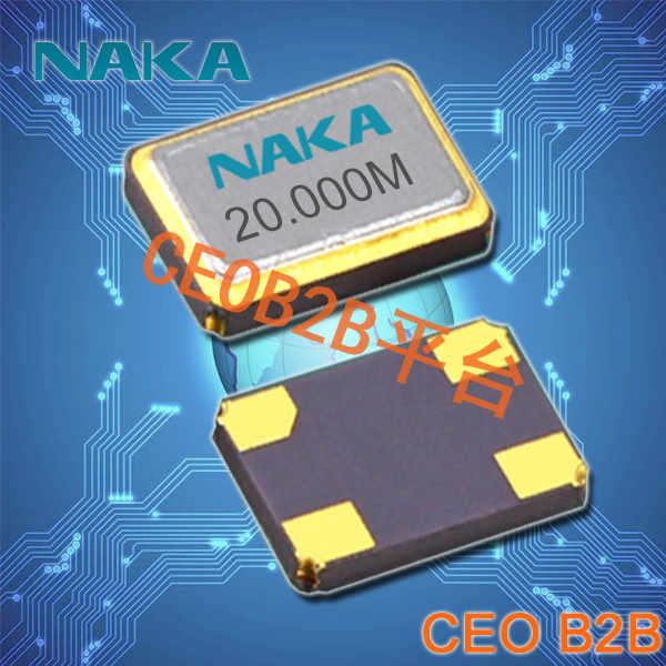 NAKA晶振,5032振荡器,TC500晶振