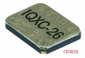 IQD晶振,1612石英晶振,IQXC-26谐振器