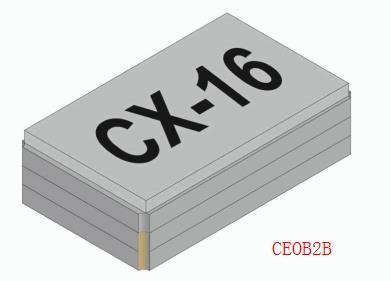 IQD晶振,平板电脑晶振,CX16V TF谐振器