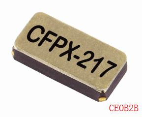 IQD晶振,耐高温石英晶振,CFPX-217石英晶体谐振器
