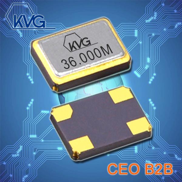 KVG晶振,5032晶振,XMP-7100谐振器