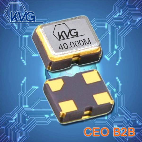 KVG晶振,德国进口振荡器,XO-25000E有源晶振