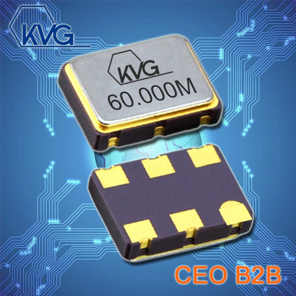 KVG晶振,进口有源晶振,XO-53000PL振荡器