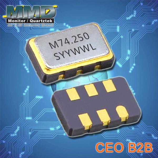 MMDCOMP晶振,5032振荡器,MUV普通有源晶振