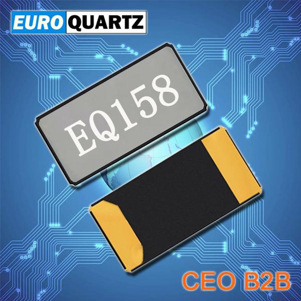 Euroquartz晶振,2012水晶振子,EQ158石英晶体