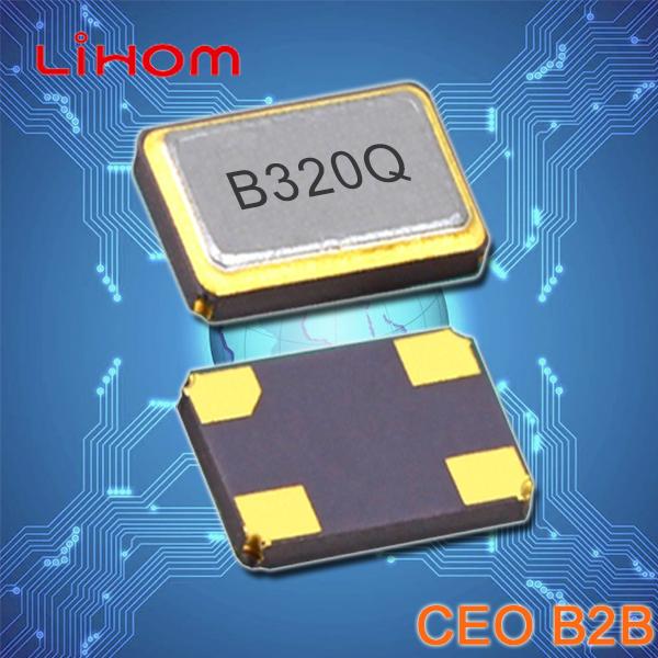 Lihom晶振,消费电子晶振,BXT-322S温补晶振