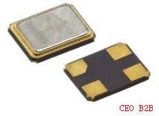Bomar晶振,四脚贴片晶振,BC39无源晶振