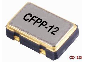 IQD晶振,工业设备振荡器,CFPP-12有源晶体