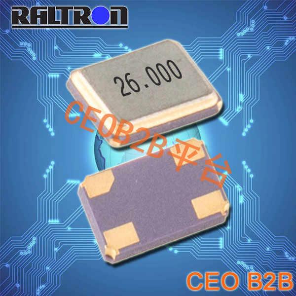 Raltron晶振,H130B晶振,5032晶振