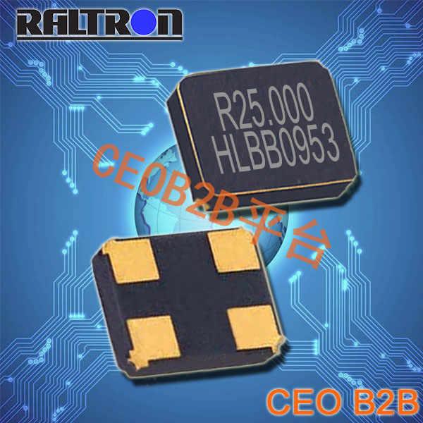 Raltron晶振,H10SA晶振,石英晶振