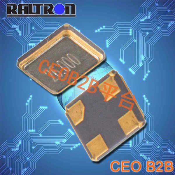Raltron晶振,R1612晶振,1612贴片晶振