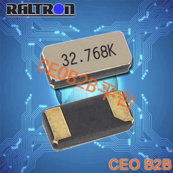 Raltron晶振,RT1610晶振,1610石英晶体谐振器